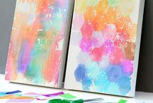 Art/textiles/drawing
