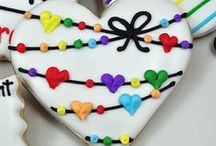 Valentine - Cookies / by Therese Scribner