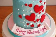 Valentine - Cakes / by Therese Scribner