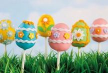 Easter - Cake Pops/Balls / by Therese Scribner