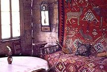 Carpet LOVE: Rustic Lodge