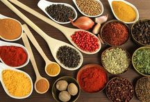 Spice it! / Herb & Spice mixes, curry pastes, oils, vinegars, salts,  sauces, teas, alcohols...Aromats.....infused, mixed & blended!