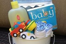 Baby Shower - Gifts / by Therese Scribner