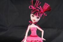Cakes - Doll / by Therese Scribner