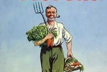 Dig for Victory / wartime growing and cooking inspiration
