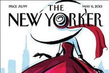 The New Yorker Covers ~