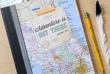Travel Journals ~