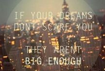 Inspiring quotes ~