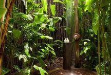 Outdoor Shower / Garden Showers