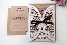 Rustic Boho Wedding Inspiration / Rustic, outdoor and boho wedding inspiration and ideas