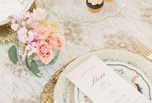 Vintage Wedding Inspiration / Vintage wedding ideas | Shabby chic wedding style inspiration