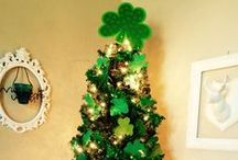 St. Patrick's Day - Trees / by Therese Scribner