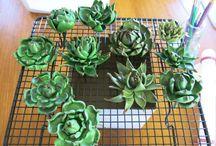 Model it! (Sugar Flora) / Flower & plant tutorials