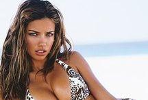 # Adriana Lima # / Supermodellen Adriana