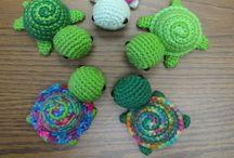crochet / by Maudie Moore