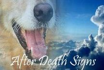 "Signs from Pets in Afterlife & Animal Life after Death / Ever wonder if your Pet can visit you after death? Brent Atwater's After Death Signs provides compelling testimonies and examples plus teaches you ""how to"" connect with your Pet at Rainbow Bridge.  Start communicating your pet now!"