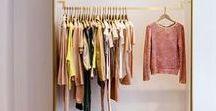 Dressing / #penderie #dressing #rangement