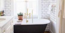 Petites salles de bains | Small bathrooms
