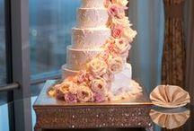 Wedding Cake / Ideas, inspiration and images for wedding cakes