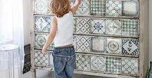 Carreaux de ciment | Cement tiles