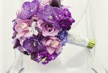 Bridal Bouquet / Images and inspiration for bridal bouquets. Wedding bouquets, wedding flowers, bride's bouquet, bridal bouquet