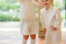 Ring Bearers / Images of adorable ring bearers at weddings
