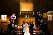 Church Ceremony / Images and inspiration for wedding ceremonies taking place in a church, chapel, or other house of worship. Wedding ceremony