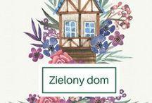 Zielony dom / Chcesz, żeby Twój dom kwitnął w pięknej roślinności? Sprawdź nasze inspiracje! #greenhome #plant #flower #diy #decor #kwiaty #rosliny #aranzacje #decoration #flowerpower #flowerdecor #inspiration #flowerpot #homedecor