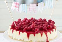C a k e s . / Kuchen, Muffin und Co.