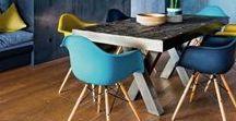 Salle à manger | Dining-room / Choisissez votre style de salle à manger : scandinave, moderne, campagne, classique ou industriel, avec du bois, de la couleur. Nos idées pour une pièce chaleureuse et cocooning à souhait.