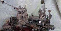 Kifteea / TM Kifteea Destroyer Battle ship I Personal & inspirational www.tapir-models.ro models plastic