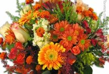Autumn Flowers / Autumn flower arrangements designed and delivered by Everyday Flowers.  All flower arrangements are designed and delivered by Everyday Flowers.
