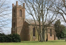 Historic Churches in Maury County / The historic churches of Maury county have been well preserved and may be set up for tours by contacting our office.