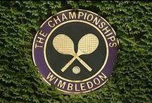 Wimbledon & Tennis / All things Wimbledon and Tennis Related / by Sarah Kulzer