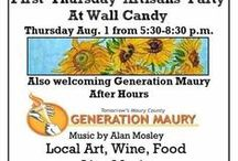 Arts are Alive in Maury County!