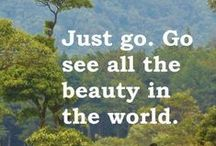 Travel / Places to explore and travel.