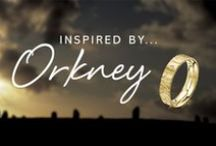 Inspired by Orkney / Orkney is the home of Sheila Fleet Jewellery and is where Sheila herself grew up. Orkney's wild, natural beauty continues to inspire the creation of so many of Sheila's stunning collections.