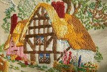 Embroidery / por Sarah Kulzer