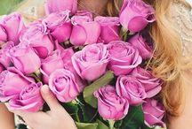 ~ f l o w e r s ~ / Always bring me flowers ❤️ / by Christine Rivera