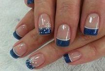 Beauty / Beauté / Nice ideas about beauty (hair, nail) - Idées sympas côté beauté (cheveux, ongles)