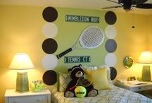 Game, Set, Decor! / by Crossroads Tennis
