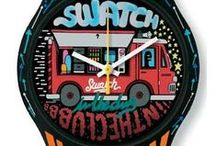 Swatch ! The Swiss originality / A character, a style, a watch: Swatch! / by Co.