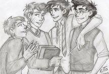Harry Potter / It's leviooOooosar, not, levio-sarr!