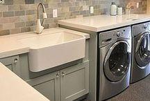 Inspiration: Laundry Area