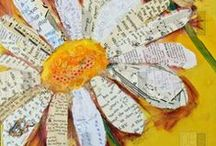 Pages Transformed / What to do with all those journal pages. / by Lilia