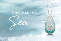 Inspired by the Sea / Sheila Fleet jewellery, all inspired by the sea