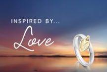 Inspired by Love / Sheila Fleet jewellery inspired by love