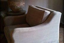 Fauteuils en Hockers Met Landelijk Label / Mooie fauteuils die in een landelijk interieur passen.