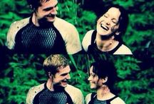 Hunger Games / May the odds be ever in your favour.
