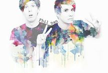 Dan and Phil / Cat whiskers, activate!